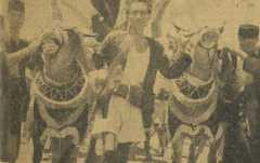 6 Oktober 1957: Karapan sapi pertama di Jombang